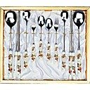 8-pc High Quality Ceramic Handle Kitchen Tableware set (0612-TT-11)
