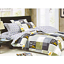 4-pc Casual Full Size Duvet Cover Set - Free Shipping (0586-6940118564312)