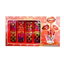 6 Colors VERRI Lipstick Set With Vitamin C - Golden packaging