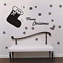 Merry Christmas Wall Sticker (0565 -gz44941)