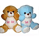 Lovely Plush Hello Bear Stereo Speaker for DVD - AM - FM radio - MP3 (SMQ3455)