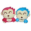 Lovely Plush Kapo Monkey Stereo Speaker for DVD - AM - FM radio - MP3 (SMQ3469)