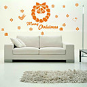 Merry Christmas Wall Sticker (0565 -gz44942)