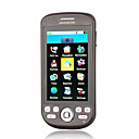 g2 double carte bluetooth FM Touch Screen Cell Phone Brown (carte 2GB TF) (sz05150746)