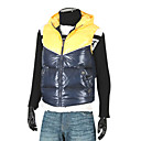 New Arrival Men's Double Face Quilted Wadded Vest (LGT0482-11.27-27)
