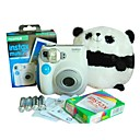 Fujifilm Instax Mini 7s Blue Instant Camera with 10 Films (DCE114)