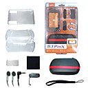 PSP GO 8 in 1 Value Accessories Gift Pack(CEV022)