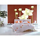 Flower Wall Sticker (0752 -P2-14(D))