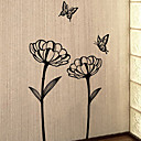 Flower Wall Sticker (0586 -20745273)