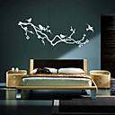 Flower Wall Sticker (0732 -XM-JJ-529)
