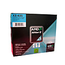 AMD X3 435 Processor With Cooler Fan-2.9G-Triple Core-2000 MHz-1.5 MB-AM3 Socket (SMQ4124)