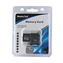 4GB MiniSD Memory Card with SD adapter (CMC006)