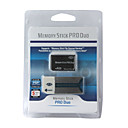 4GB Memory Stick Pro Duo MagicGate Card with Memory Stick Duo Adapter (CMC026)