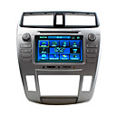 7 Inch Car In-dash DVD Player For 2008-2009 Honda CITY 1.8 L With Bluetooth - FM - AM - RDS - TV
