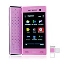 X5 Dual-Karte Dual-Kamera Quad-Band mit QWERTY-Tastatur Slide Handy (2GB Karte tf) (sz00510265)