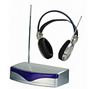 4 in 1 Wireless Headphone with FM Function System