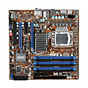 MSI X58M - motherboard - micro ATX - iX58 - LGA1366 Socket  (SMQ4559)