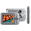 2 GB 2,4-Zoll-MP3 / MP4-Player mit Digitalkamera silber (szm170)