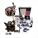 Professional Tattoo Machine Kit Completed Set With 2 Tattoo Gun Machines(0359-03.05-H054)