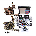 Professional Tattoo Machine Kit Completed Set With 2 Tattoo Gun Machines(0359-03.05-H074)
