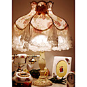 Floral Delight Jacquard Shade Table Lamp(0836-QY-012)