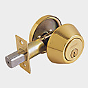 High Quality Zinc Alloy Keyed Entry Door Deadbolt Lock (0770-D101 )