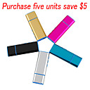 4GB Fashion Design MP3 Player 5 Color / 5 PCS Per Package