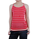 Stripes Camisole Neckline Women's Sweaters(1001BC036-0736)