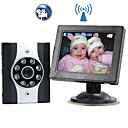 Wireless Car Baby Monitor with Night Vision + DVR