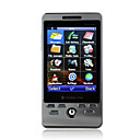 t3 dual card dual band fm touch screen cellulare grigio (2GB TF card) (non per noi / Canada) (sz00720672)