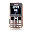 E83 quad band dual Java Card torcia bluetooth tv mentale cellulare copertina nera (2GB TF card e custodia in pelle) (sz00510316)