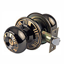 High Quality Steel Keyed Entry Door Knob Lock (0799-5794ACBN-ET)