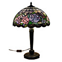 Tiffany-style Rose Table Lamp(0923-T41)