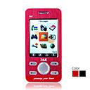 W995+ Dual Card Dual Band Bluetooth Touch Screen Slide Cell Phone (2GB TF Card)