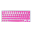 Universal Anti-Dust Keyboard Cover for Laptop (Pink)