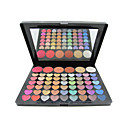 60 Colors Professional Makeup Palette-54 Colors Lovely Heart-shaped Eyeshadow+6 Colors Blusher