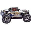 1/10 Scale R/C Gas Powered 4WD Off-Road Truck Silver (TPCT-1081S)