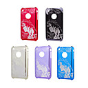 Fashionable Protective Backside Case Cover for iPhone 3G/3GS (5-Pack)