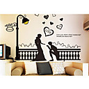 Adhesive Decorative Wall Sticker (0940-WS37)