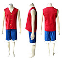Cosplay Costume Inspired by One Piece Luffy