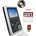 2.5 Inch TFT LCD 2.4GHz Wireless DVR Baby Monitor Kit with Remote control Transmitter Inside a Radio Clock(SFA1068)