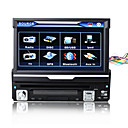 "7 ""1 DIN In-Dash-Auto DVD-Spieler - RDS-Radio mit Analog-TV-bluetooth-usb-sd-iPod 7.101 (szc5614)"