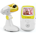 Deluxe Yellow Family Baby Security CCTV Wireless Kit