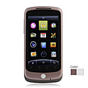 X1 Dual Card Quad Band JAVA Bluetooth FM TV WIFI 3.2 Inch Touch Screen Cell Phone (2GB TF Card)