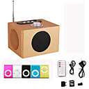 Card Reader MP3 Player And Card Reader Speaker (With FM Radio) Combo Sale 5 Colors Available Of MP3 Player