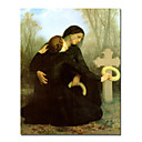 handgemaakte le jour des morts 1859 door William Adolphe Bouguereau (0192-ycf103613)
