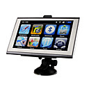 7&quot; HD Touch Screen Handheld GPS Navigator-Bluetooth-Multimedia-Ebook-Photos-Games-FM