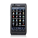 Hero H8 GPS WIFI TV Dual Card Dual Camera 3.8 Inch Touch Screen Cell Phone Black(2GB TF Card)
