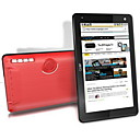 iMito - 7 Inch HD Touchscreen Android 2.1 Media Tablet with Camera (iM7s Red)