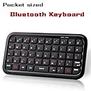 mini senza fili Bluetooth ultra tastiera qwerty compatibile